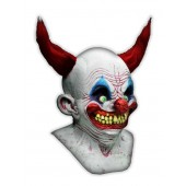 'Maniacki Clown' Horror Maska