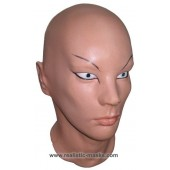 'Futuristic Girl' Maska Kobieta