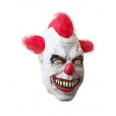 Maska Lateksowa Horror Clown 'Pranks'