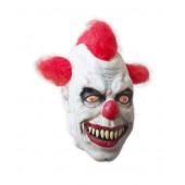 Maska Lateksowa Horror Clown 'Pranks'