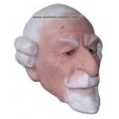 Maską Lateks 'Robber Baron'