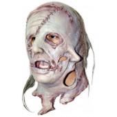 Maska Horror Skóry Szyte Ręcznie