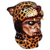 Maska Wojownik Jaguar