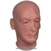'Professor Psycho' Maską Lateks Realistyczny