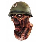 Maska żołnierz zombie