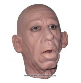 Máscara Realista 'Cara Engraçado'