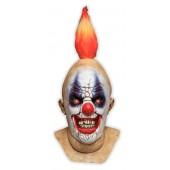 Máscara para Halloween 'Palhaço Partido'