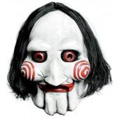 Máscara Disfraz 'Jigsaw Puppet' SAW