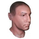 Máscara Realista 'Hombre Joven y Guapo'