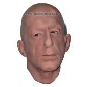 Máscara de Látex Realista 'Tesorero'