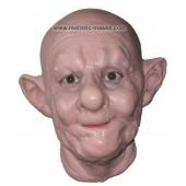 Grappige Latex Masker 'De Komiek'
