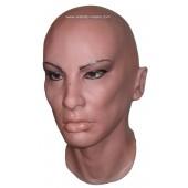 Masker Jonge Vrouw 'Beatriz'