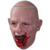 Latex Horror Masker 'Chef-kok'
