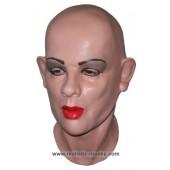 Latex Masker Vrouw 'Julie'