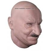 Latex Masker 'De Bankier'