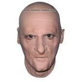 Realistische Latex Masker 'De Scheidsrechter'