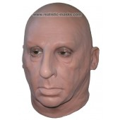 Realistische Latex Masker 'De Onruststoker'