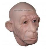 Latex Masker 'Aap Gezicht'