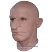 Realistische Latex Masker 'Prive-detective'