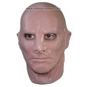 Horror Masker 'Verbrand Gezicht'