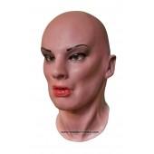 Latex Masker Vrouwelijk Gezicht 'Emily'