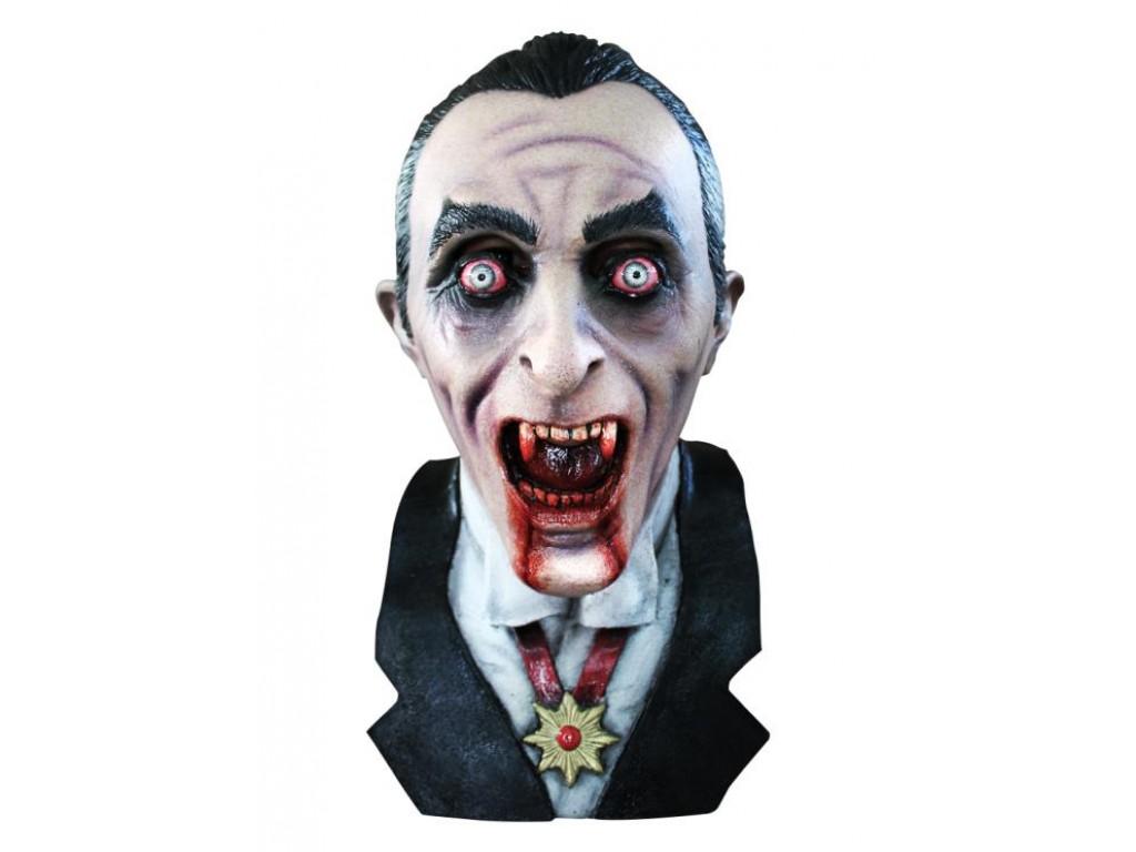 Halloween Maschere.Maschera Di Halloween Il Conte