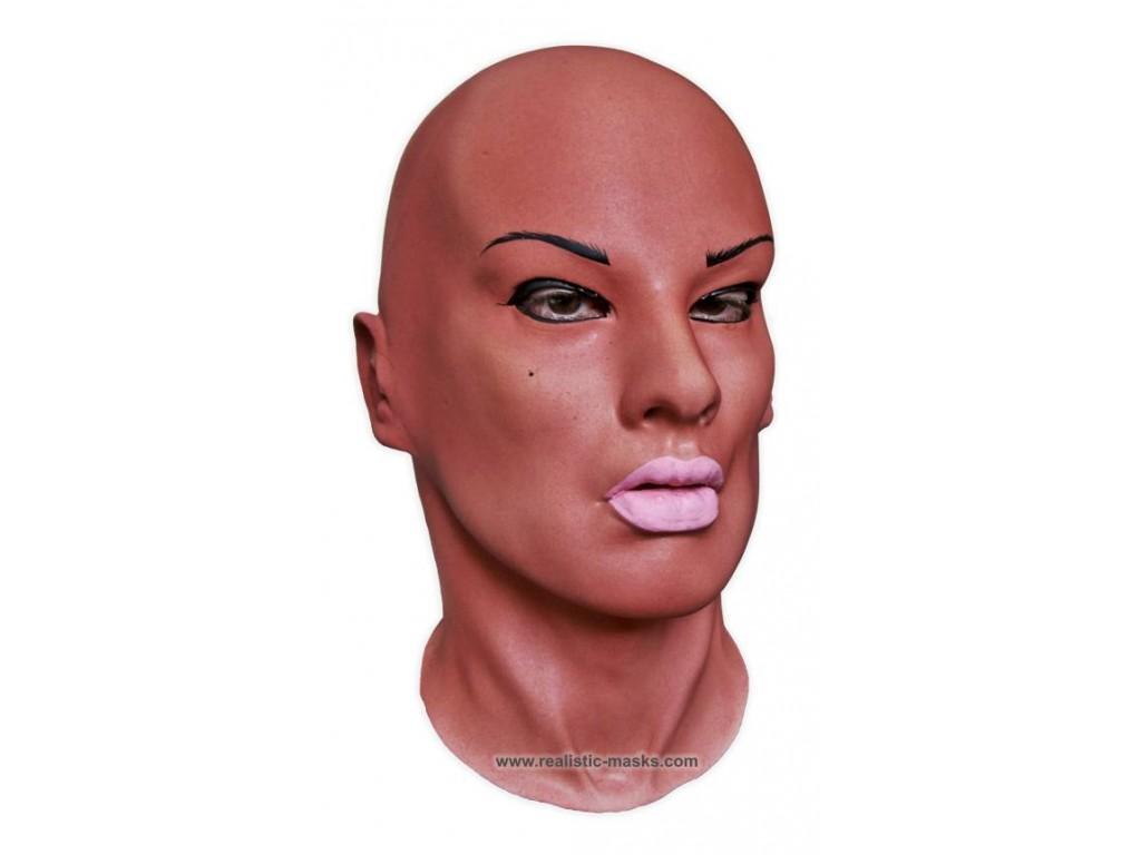 Pelle non grossa ma con posti sulla faccia
