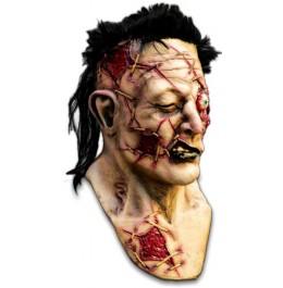 'Lottatore' - Maschera Horror
