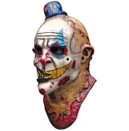 'Clown Mentalmente Malati' Maschera Orrore