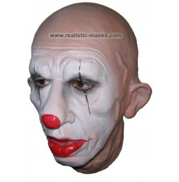 Maschera Halloween 'Killer Clown'