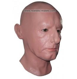 Maschera Realistico di Lattice 'Dottore'