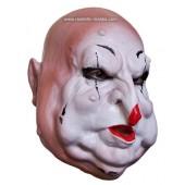 Maschera Clown Horror di Grasso