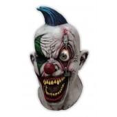 Maschera Pagliaccio di Halloween Occhio Pazzo