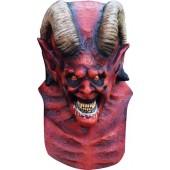 Maschera di Halloween Pazzo Diavolo