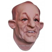 Maschera Viso Umano 'Il Conduttore'