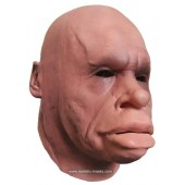 Maschera Lattice Flessibile 'L'Uomo Preistorico'