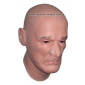 Maschera Realistico 'Agente Segreto'