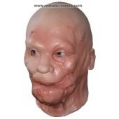 Maschera Halloween 'Sfregio'