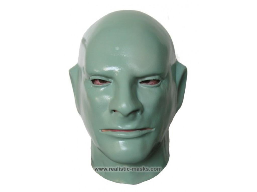 masque en latex fant u00f4me