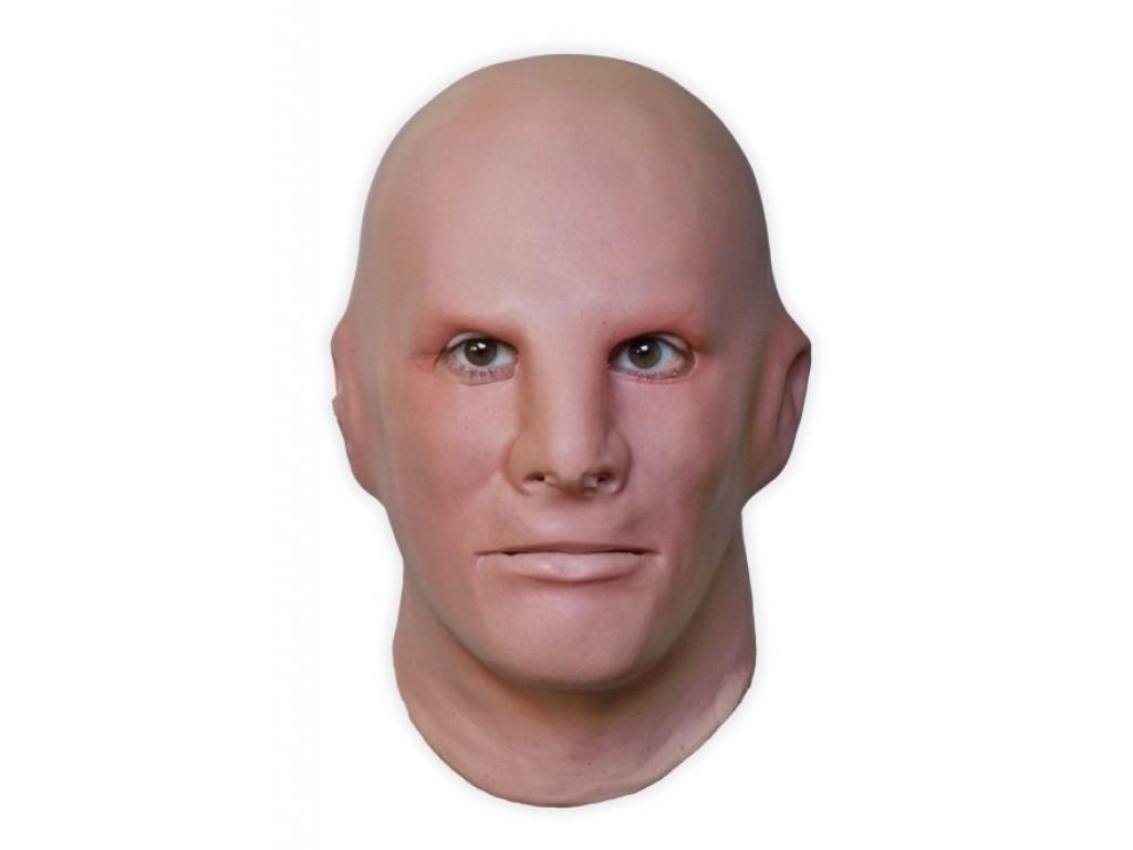 masques caoutchouc couleur de la peau