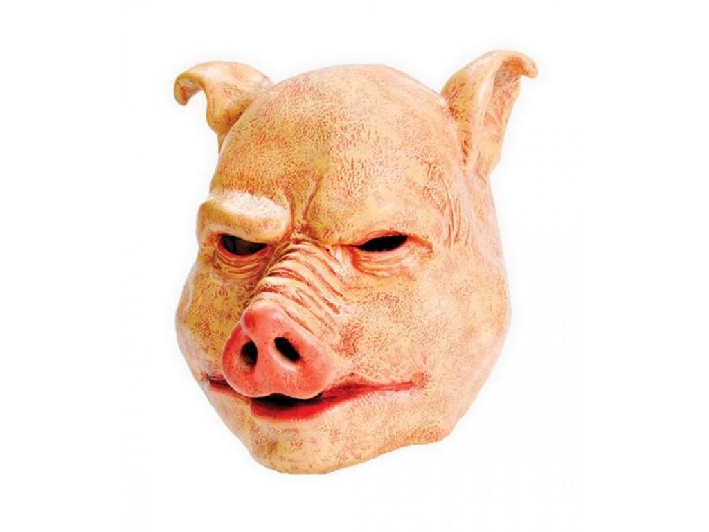 Masque cochon m chant - Cochon de toy story ...