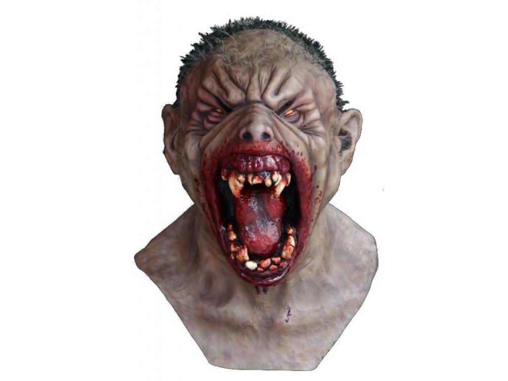 Masque horreur 39 loup garou 39 - Masque halloween horreur ...