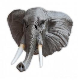 Masque Elephant de savane d'Afrique en Latex
