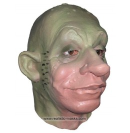 Masque de Cosplay 'Génie des Eaux'