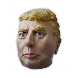 Masque Donald Trump en Latex