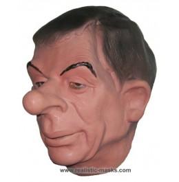 Masque pour Carnaval 'Monsieur Bien'
