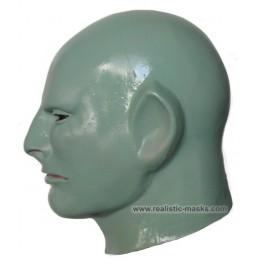 Masque en Latex Fantôme
