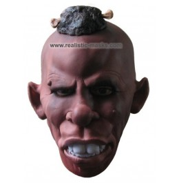 Masque Carnaval 'Chef de Tribu'