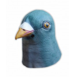 Masque de pigeon latex