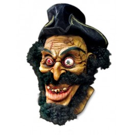 Masque le Capitaine Barbe Noire